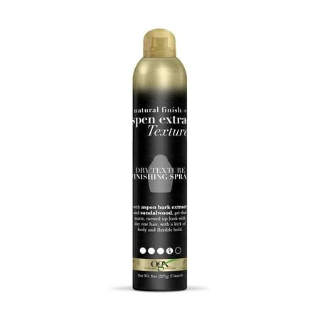 OGX Flexible Aspen Extract Texture Dry Texturizing Spray, 8