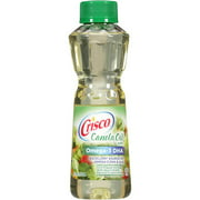 Crisco Canola Oil with Omega-3 DHA, 16 fl oz