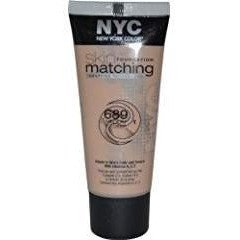 New York Color Nyc Skin Matching Foundation
