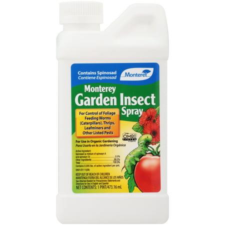 Monterey Garden Insect Spray, 1 pt