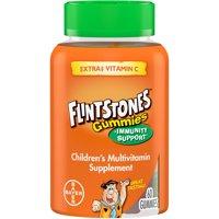 Flintstones Gummies Plus Immunity Support Children's Multivitamin, 60 Count