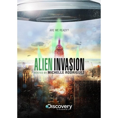 Alien Invasion: Are You Ready? by DISCOVERY CHANNEL