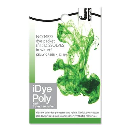 Jacquard Synthetic Fabric iDye, Kelly -