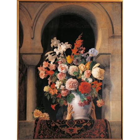 Flowers Canvas Art     18 X 24