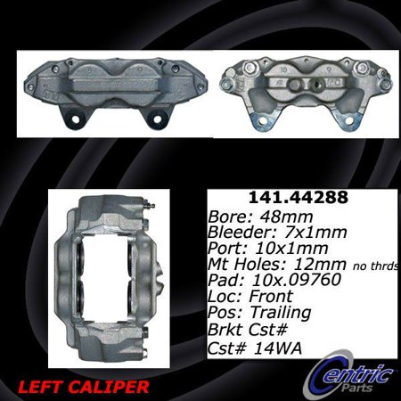 4runner Off Road - OE Replacement for 2010-2018 Toyota 4Runner Front Left Disc Brake Caliper (Limited / SR5 / TRD Off-Road / TRD Pro / Trail)