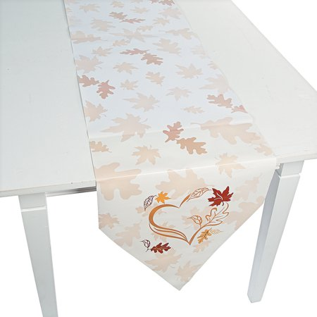 Fall Wedding (IN-13606698 Fall Wedding Table Runner 1 Piece(s))
