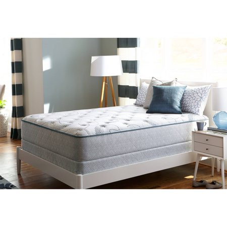 Sealy Cushion Ealing Mattress, Firm, Multiple Sizes