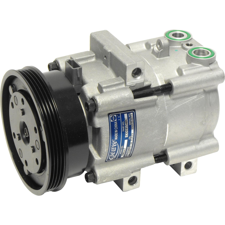 A/C Compressor -- FS10 Compressor Assembly