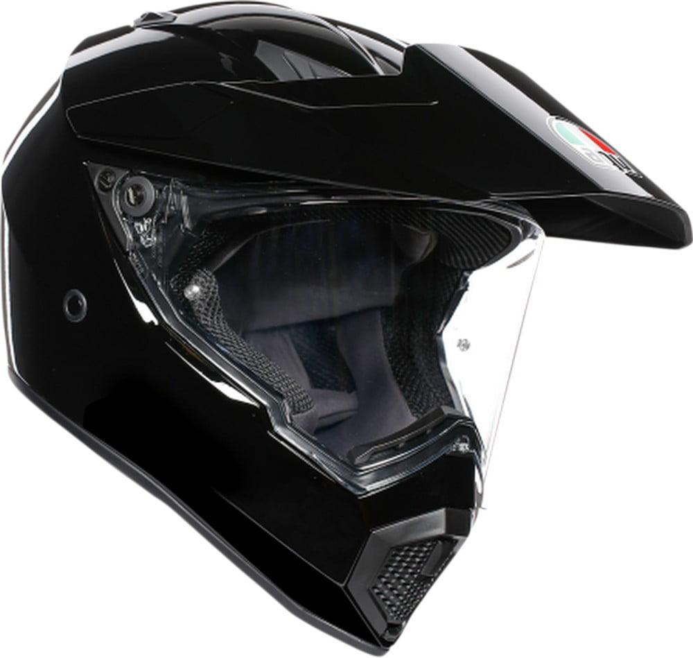 AGV AX-9 MX Offroad Helmet Black