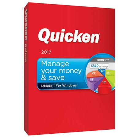 Quicken 2017 Deluxe