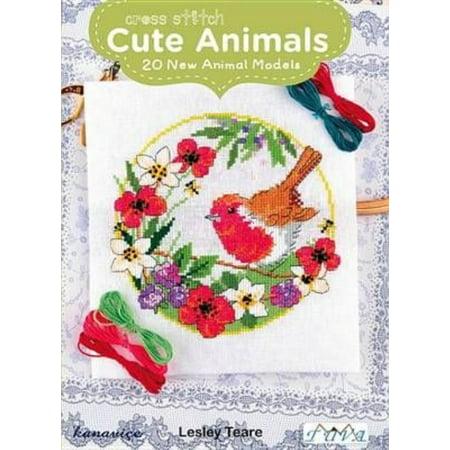 Cross Stitch Cute Animals  20 New Animal Models
