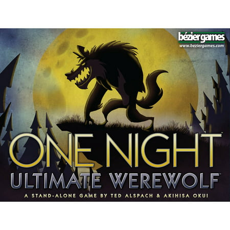 One Night Ultimate Werewolf - Outdoor Night Games
