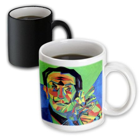 Symple Stuff Caywood Salvador Dali Abstract Coffee Mug