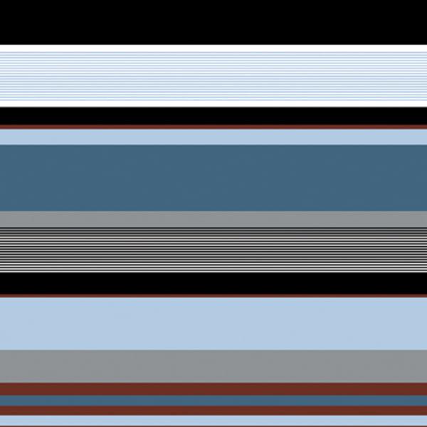"""Gift Wrap 30""""X5' Roll-Men's Stripe"""