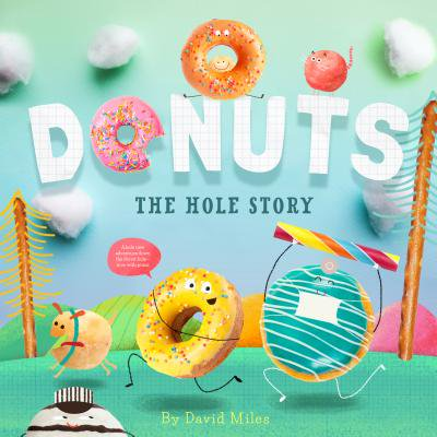 Donuts: The Hole Story (Hardcover) - Donut Hole Eyeballs