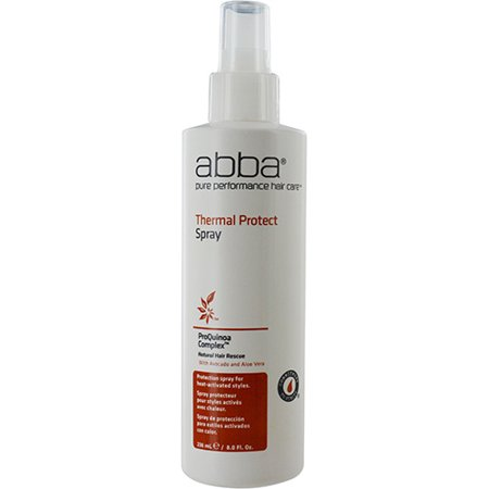 ABBA by ABBA Pure & Natural Hair Care - THERMAL PROTECT SPRAY 8 OZ - UNISEX ()