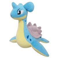 Sanei Pokemon All Star Collection-PP82-Lapras Stuffed Plush, 7