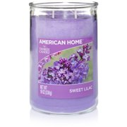 American Home by Yankee Candle Sweet Lilac, 19 oz Large 2-Wick Tumbler