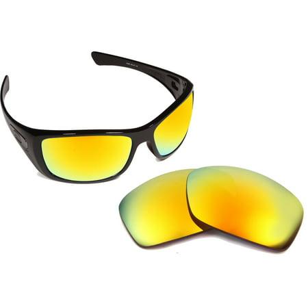 c4c0f71955a Seek Optics - HIJINX Replacement Lenses Yellow Mirror by SEEK fits OAKLEY  Sunglasses - Walmart.com