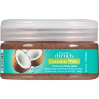 Body Drench Coconut Water Cleansing Body Scrub, 6 fl oz
