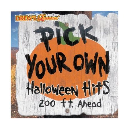Drew's Famous Pick Your Own Halloween Hits](Bubble Hit Halloween)