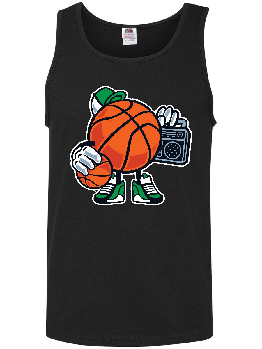 Street Basketball Men's Tank Top