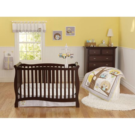 Child Of Mine By Carter S Treetop Friends 3 Piece Crib