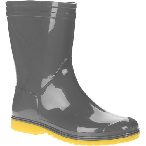Women's Stripe Tipped Rainboot