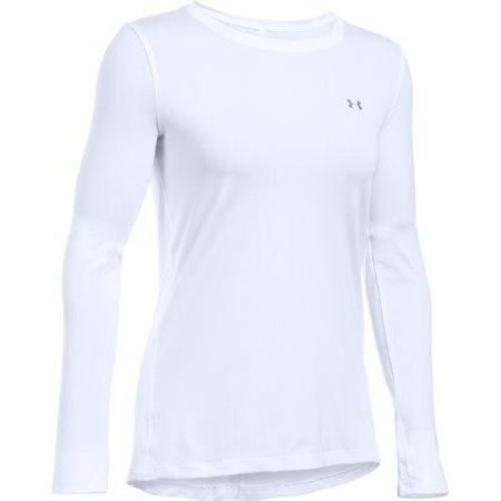 UA Women's HeatGear Armour - Long Sleeve Shirt