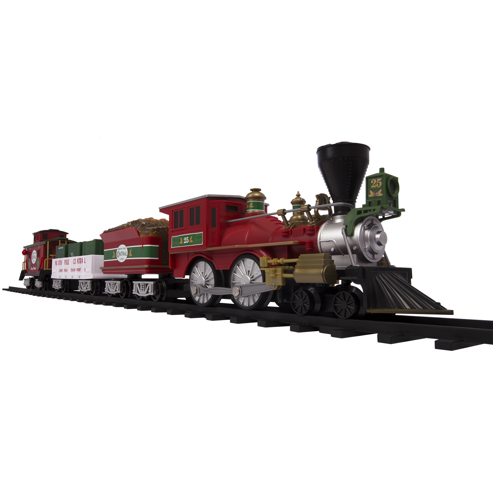 Lionel Trains North Pole Central Seasonal Ready to Play Set by Lionel Trains