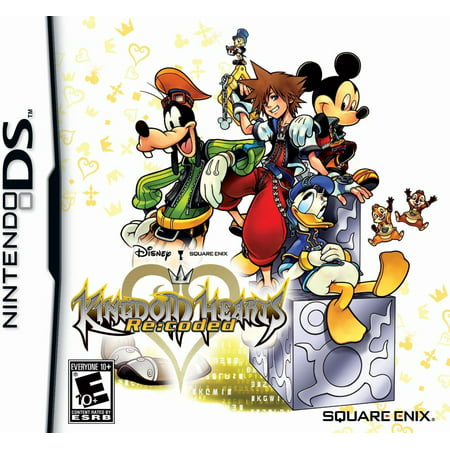 KINGDOM HEARTS RE:CODED NDS](Kingdom Hearts Halloween Town Music)
