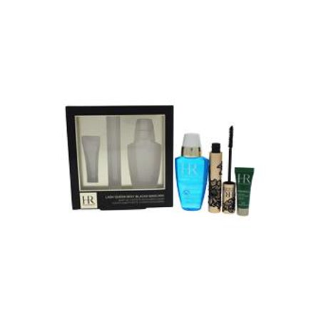 Helena Rubinstein Lash Queen Sexy Blacks Mascara Kit 3 Pc Kit 0.23oz Lash Queen Sexy Blacks Mascara - # 01 Scandalous Black, 1.69oz All Mascaras Make-Up Remover, 0.10oz Powercell Eye