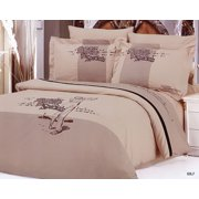 Full/Queen Bed Modern Bedding Sports Duvet Cover Set Le Vele LE130Q