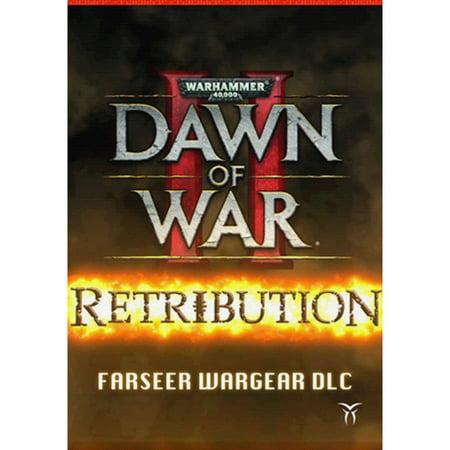 Warhammer 40,000 : Dawn of War II - Retribution - Farseer Wargear DLC, Sega, PC, [Digital Download],