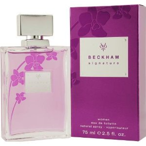 Beckham Signature Story By Beckham For Women Edt Spray 2.5 (Iceberg 2.5 Ounce Edt)
