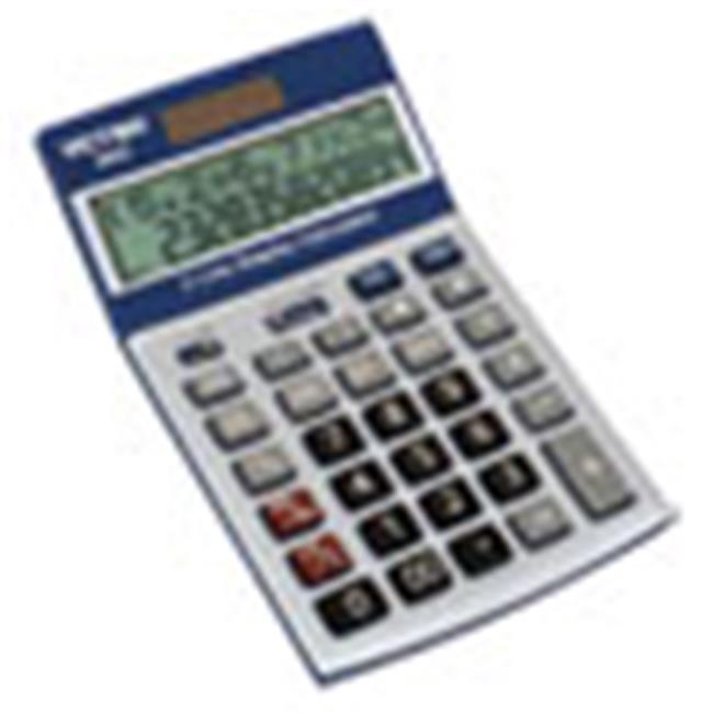 Victor Technologies 9800 2-Line LCD Easy Check Display Calculator, 12-Digit
