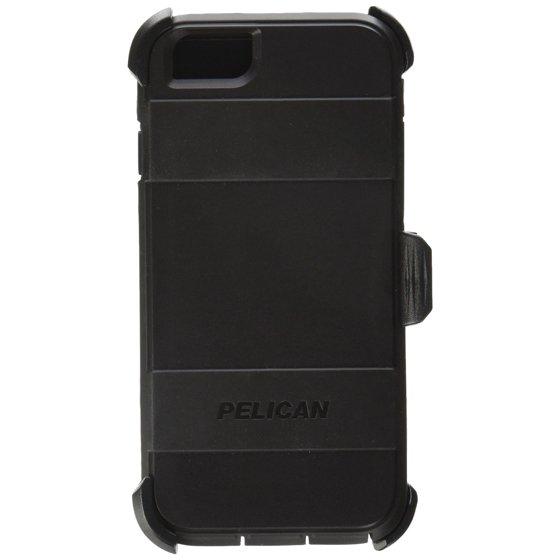 brand new 4cad0 66236 Refurbished Pelican, C02030-I60A-BLK Voyager Case,Kickstand Holster,Phone  6/6s, Black