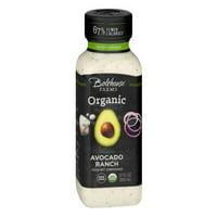 Bolthouse Farms Organic Yogurt Dressing Avocado Ranch, 12 oz.