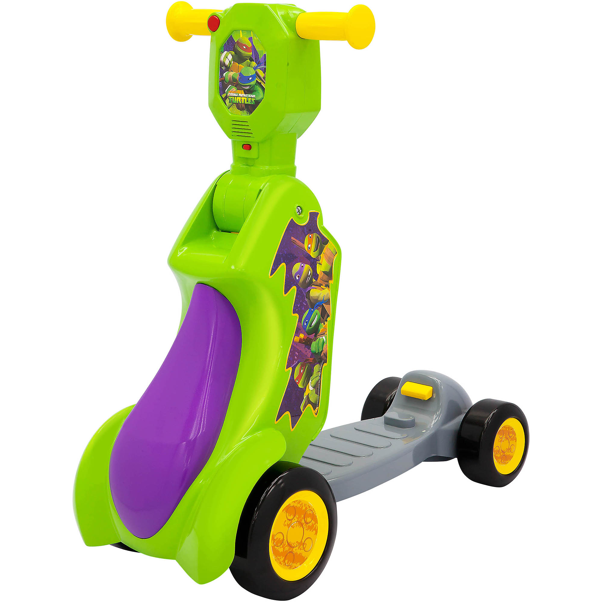 Nickelodeon Teenage Mutant Ninja Turtles Ride 2 Scoot by