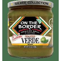 Salsas & Dips: On the Border Salsa Verde