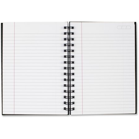 Mead, MEA45332, Poly Pocket Hardbnd Business Notebk, 1 Each