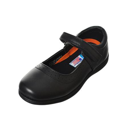 Angels Girls' Mary Jane Shoes (Sizes 10 - 4)