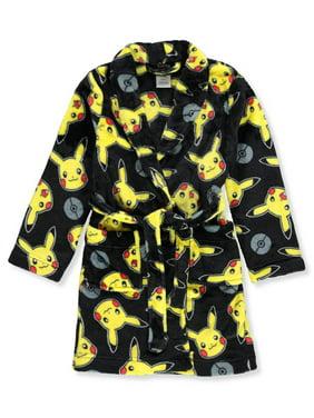 2c5e4bab5a5500 Product Image Pokemon Boys' Plush Robe