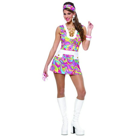 Groovy Halloween Costumes (Groovy Chic Adult Halloween)