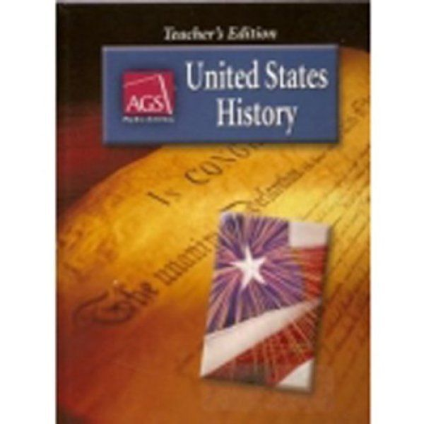 United States History Teachers Edition