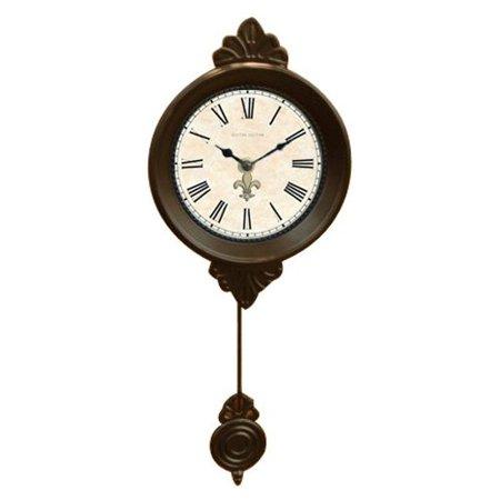 Ashton Sutton Classic 6 Wall Clock