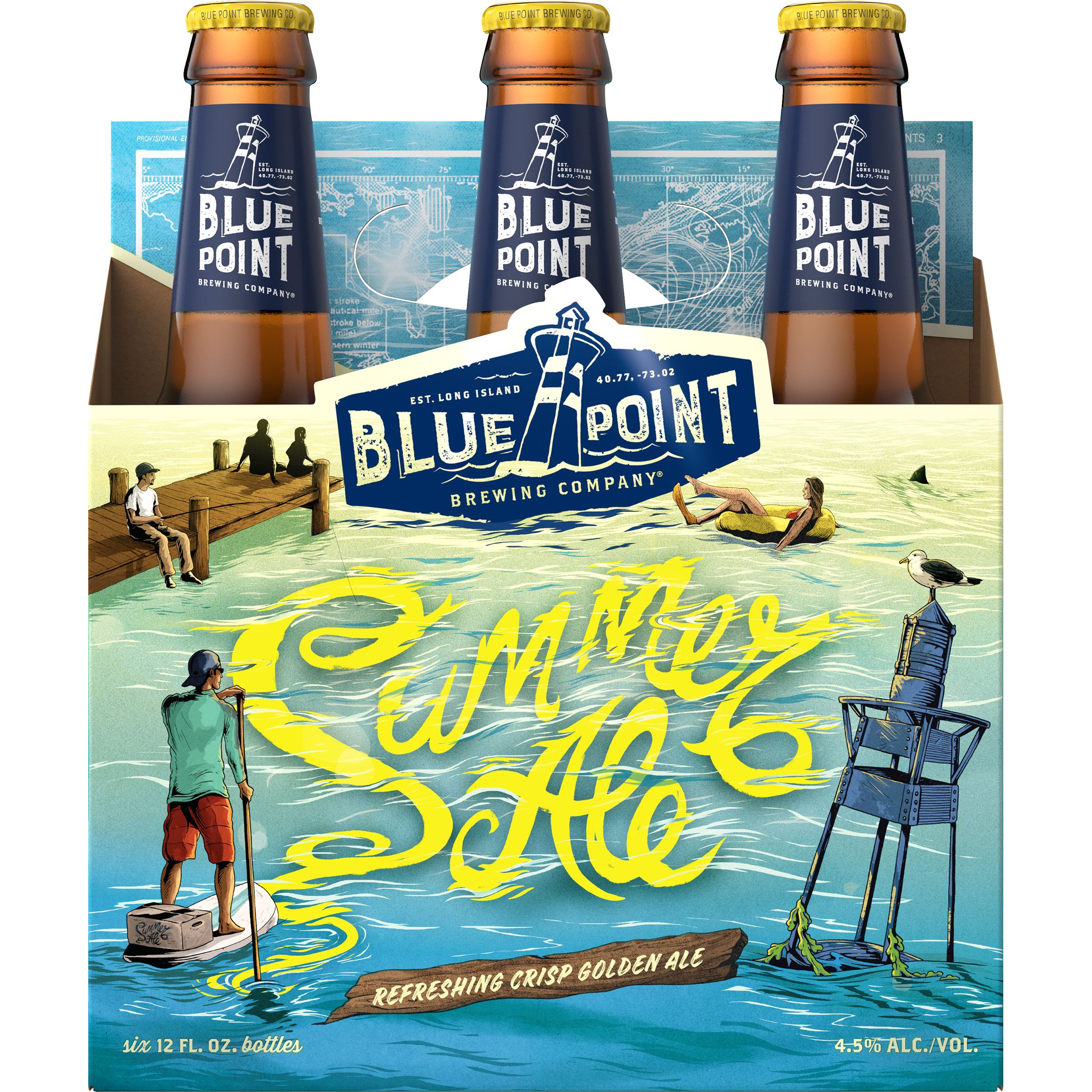 Blue Point Pumpkin Seasonal, 6 Pk. 12 Oz. Bottles