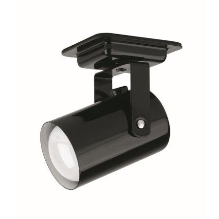 Lite Source Mini Spot Ceiling Spot Light in Black
