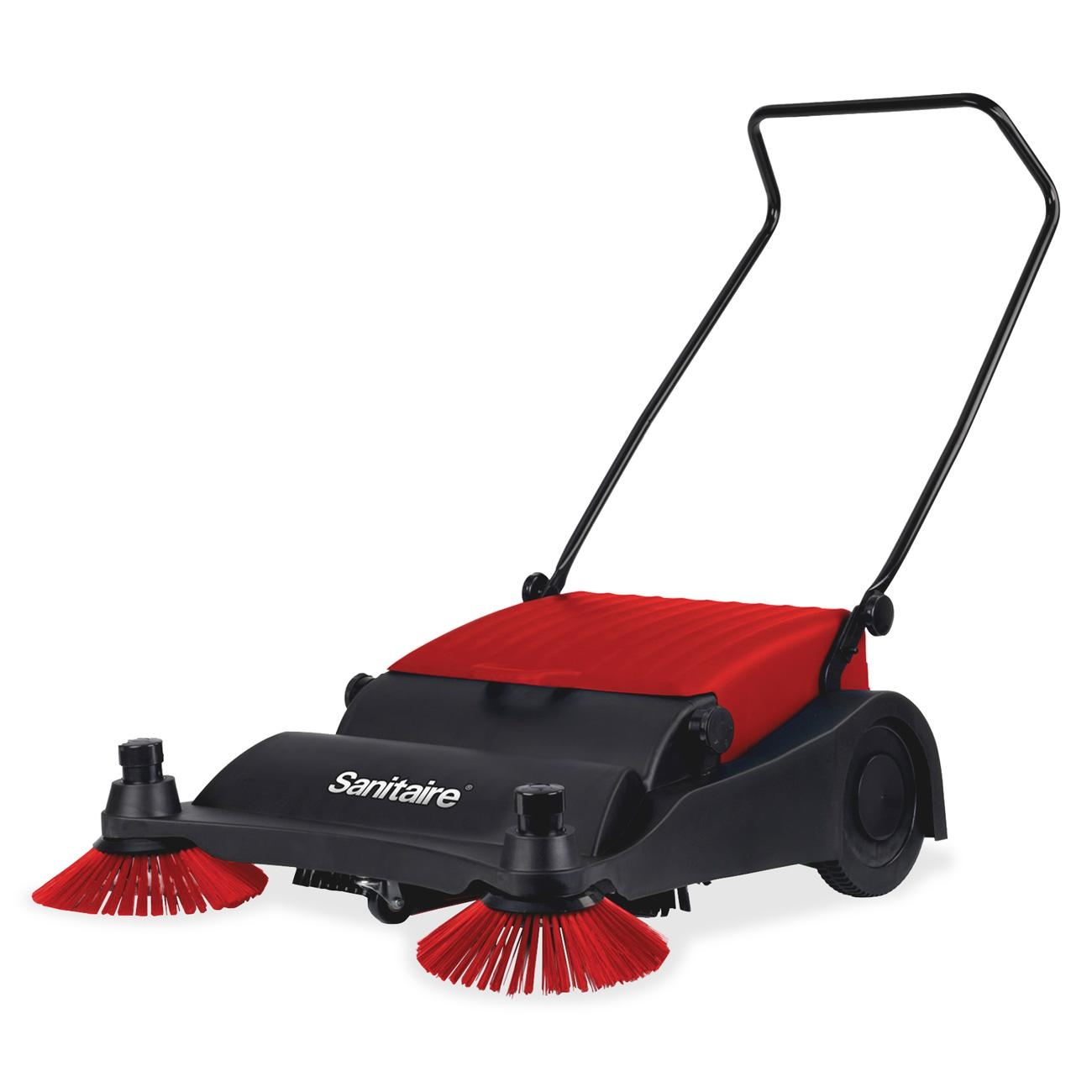 "Electrolux Sanitaire 32"" Wide Area Vacuum Sweeper - Black..."