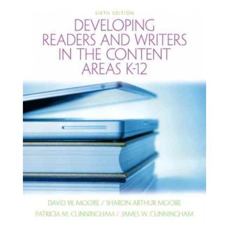 Developing Readers and Writers in Content Areas K-12